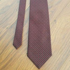 Tie by Benard Holtzman